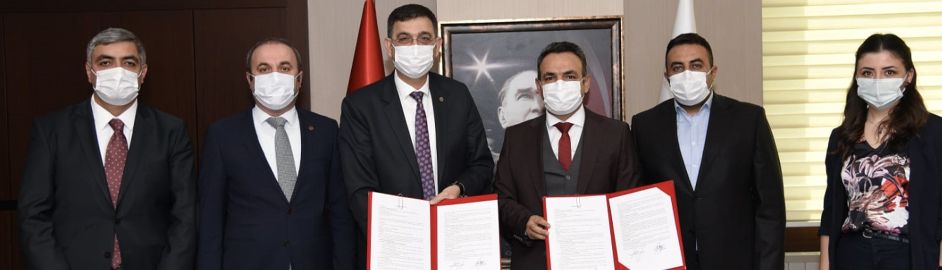 COOPERATION PROTOCOL SIGNED BETWEEN GSO AND IMMIGRATION AUTHORITY PROVINCIAL DIRECTORATE